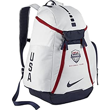 8e1e372505 Nike Hoops Elite Max Air 2.0 Team USA Olympics Basketball Backpack by Nike