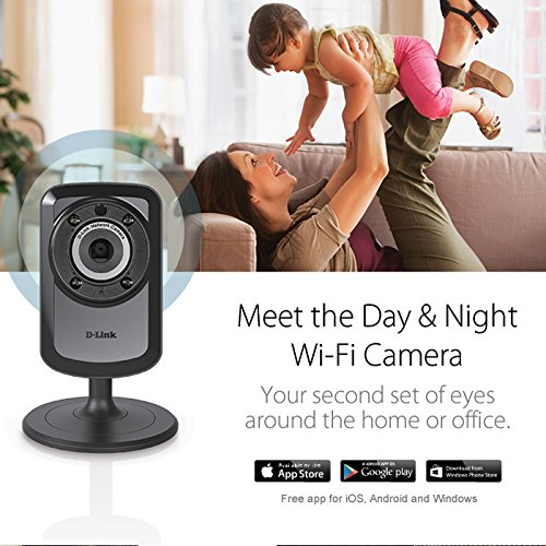 2 PACK D-Link Home Surveillance Wireless Day/Night WiFi Network Camera DCS-934L