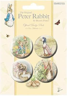 Official Merchandise diseño de - Peter Rabbit