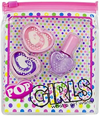 POP- Into Summer Glam, estuche de maquillaje infantil (Markwins Beauty Brands 3605010): Amazon.es: Juguetes y juegos