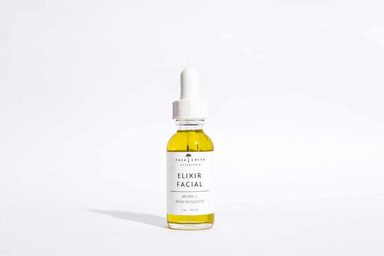 Argan & Rosehip Facial Elixir