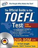 img - for The Official Guide to the TOEFL Test with DVD-ROM, Fifth Edition book / textbook / text book
