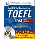 The Official Guide to the TOEFL Test with DVD-ROM, Fifth...