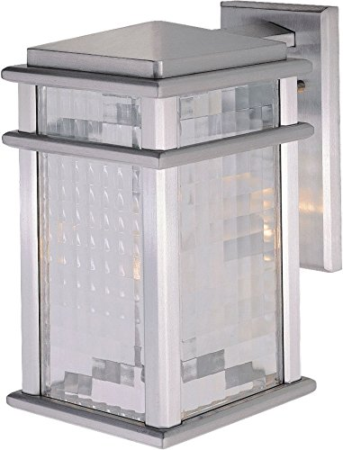 Murray Feiss Fans - Murray Feiss OL3401BRAL, Monterrey Coast Outdoor Wall Sconce Lighting, 150 Total Watts, Aluminum