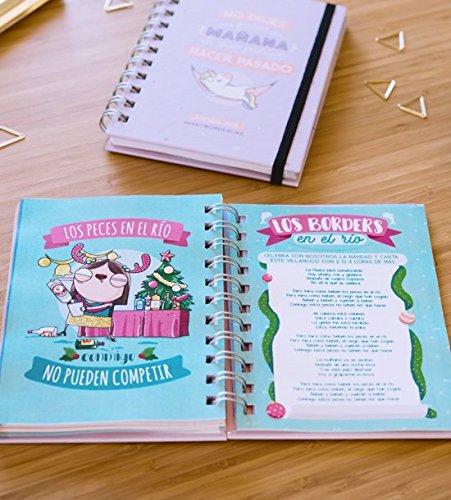 Missborderlike - Mini Agenda Semana Vista 2018