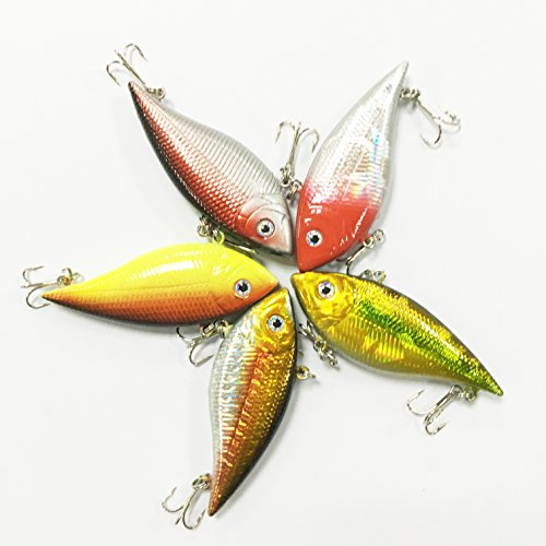 Realistic looking lures