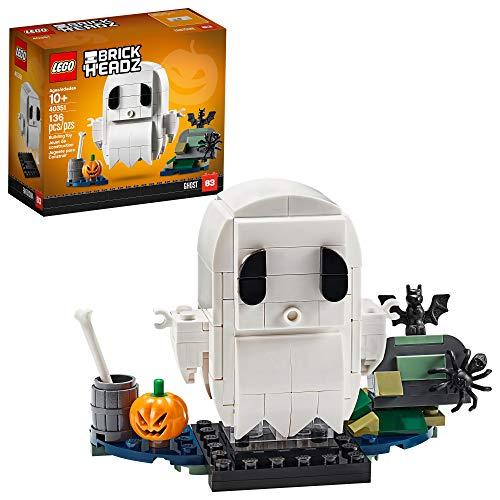 🥇 LEGO BrickHeadz Halloween Ghost 40351 Building Kit