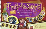 Fruit Of The Spirit: A Bible Study Project For Women's Groups (Group's Scripture Scrapbooks) Paperback December 31, 2003