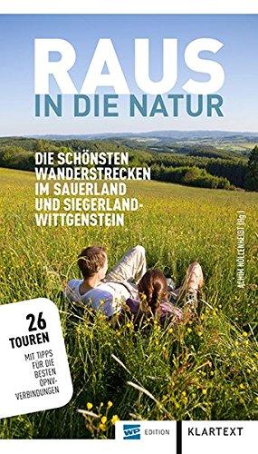 Raus in die Natur: Die schönsten Wanderstrecken im Sauerland und Siegerland-Wittgenstein