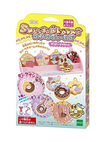 [해외]スイ?ツチャ?ムズ デコド?ナツセット SC-04 / Sweets Charms Deco Donut Set SC-04