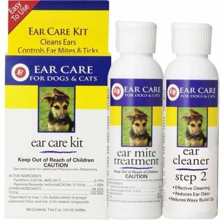 Gimborn R-7 Dog and Cat Ear Care Kit by Gimborn