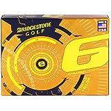 Bridgestone Golf 2015 e6 Golf Balls, Pack of 12