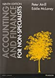 img - for Accounting and Finance for Non-Specialists with MyAccountingLab book / textbook / text book