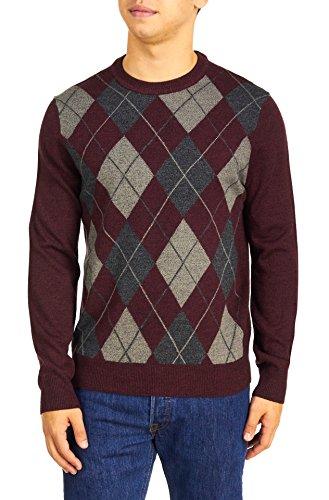 Acrylic Crewneck Sweater - 4