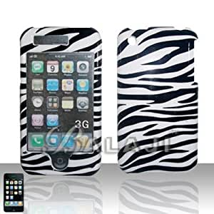 iphone generations list black and white zebra animal skin design snap 5132