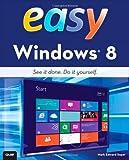 Easy Windows 8, Mark Edward Soper, 0789750139
