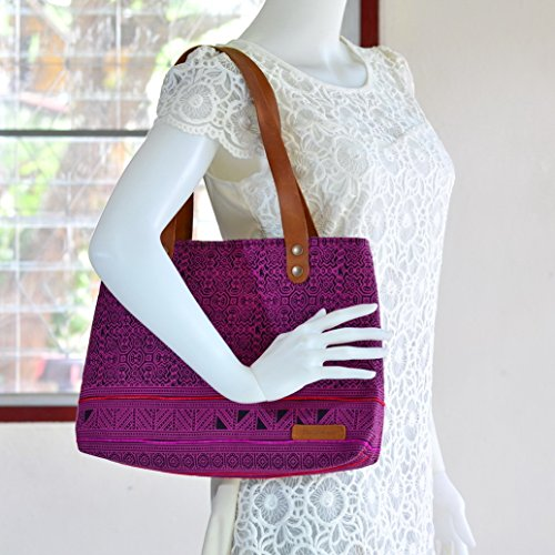 Bohemian / Handbags / Purses / Tote bags / Anniversary Gifts / Christmas Gift Ideas / Pink by Pim Collection