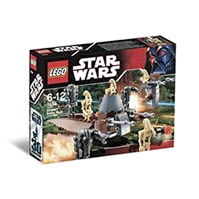 LEGO (Star Wars Droid Battle Pack 7654: Toys & Games