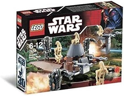 LEGO Star Wars 7654 Droids Battle Pack - Grupo de Combate de ...