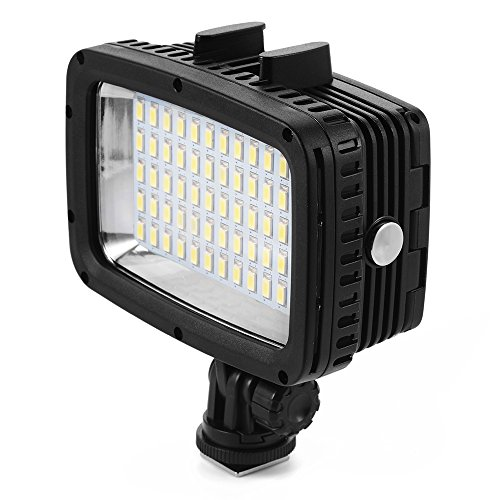 XCSOURCE Underwater 40M Waterproof LED Diving Video Light 60 LEDs 1800LM for GoPro Hero 3/4 Sports Cameras DSLR LD846 by XCSOURCE (Image #4)