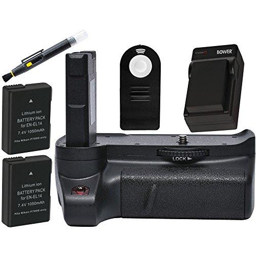 Vivitar Deluxe Nikon D3400 Power Battery Grip VIV-PG-D3400 w