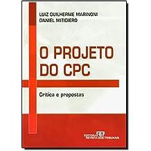 O Projeto do CPC