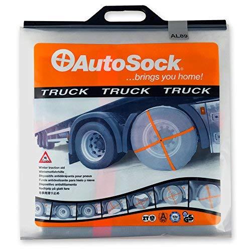 AutoSock AL89 Size-AL89 Tire Chain Alternative