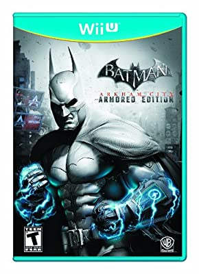 Arkham City Armored Edition by Broadway Publishing