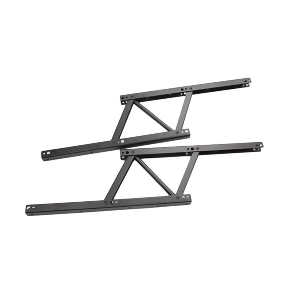 Heben Sie oben Kaffeetisch-anhebende Rahmen-Mechanismus-Scharnier-Hardware-Anpassung mit dem Frü hlings-faltenden stehenden Schreibtisch-Rahmen an DoMoment