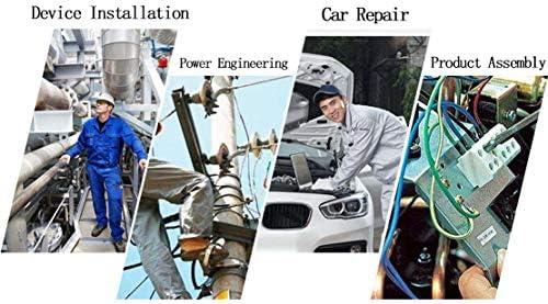 デジタルトルクレンチ 1/2 、 3/8 、 1/4 インチドライブ 4ユニット & 2つのモード 、 工業用グレード 高精度 トルクレンチ