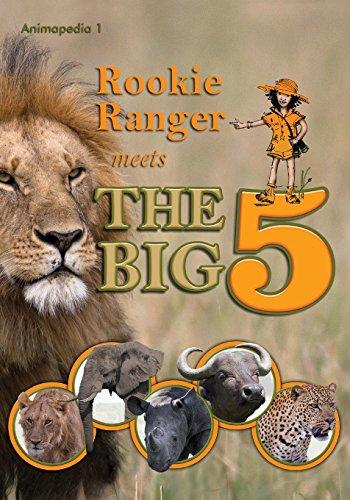 Rookie Ranger Meets The Big Five by Joya Cultural Enterprises Inc.