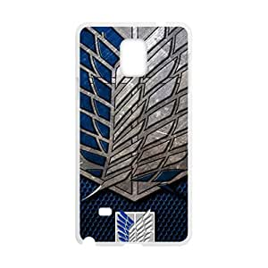 SHEP attack on titan Phone Case for Samsung Galaxy Note4