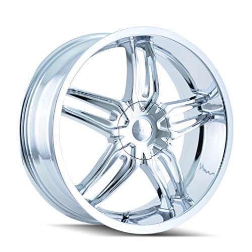 DIP Bionic D63 Wheel with Chrome Finish (18x7.5/5x100mm)