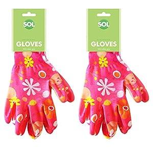2 x Gardening Gloves...