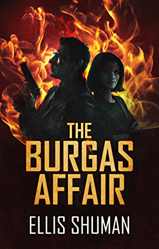 The Burgas Affair by [Shuman, Ellis]