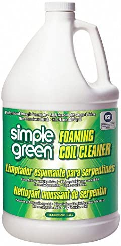 SIMPLE GREEN Condenser or Evaporator Cleaner 1 gal. / SIMPLE GREEN Condenser or Evaporator Cleaner 1 gal.