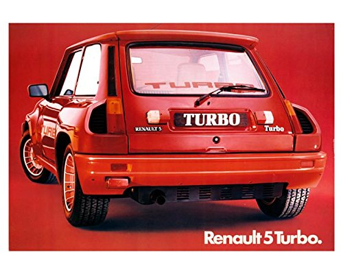 Renault 5 Turbo Factory Photo