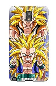 5997943K91176123 New Goku And Vegeta Skin Case Cover Shatterproof Case For Galaxy Note 3