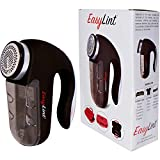 Alwayslux EasyLint Professional Sweater Shaver Best Rated Lint Fuzz Pill Remover for Clothes, Fabrics and Furniture. Includes Zipper Storage Case.