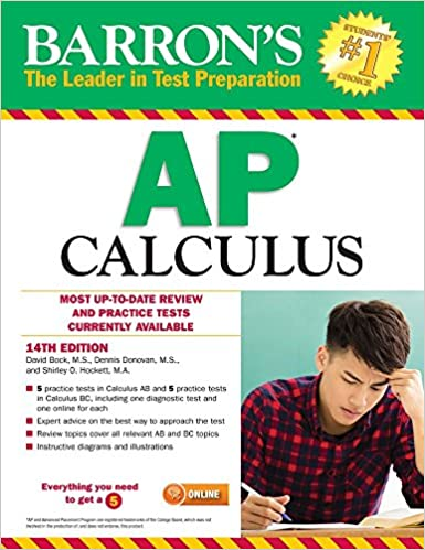 Amazon calculus mathematics books barrons ap calculus 14th edition fandeluxe Choice Image