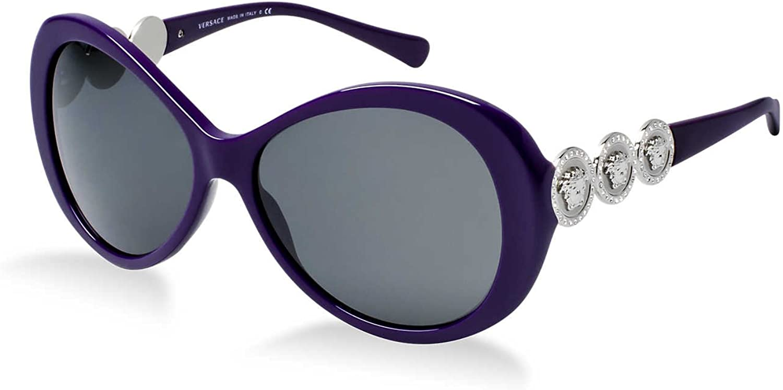 purple versace sunglasses