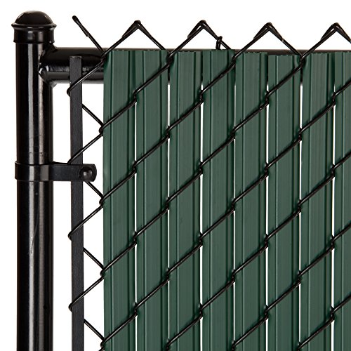 Maximum Privacy Solitube Slats For Chain Link Fencing 6