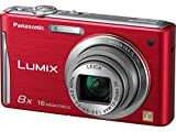Lumix DMC-FH27 16.1 Megapixel Compact Camera - 5 mm-40 mm - Red - Best Reviews Guide