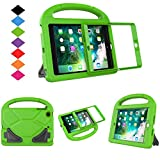 LTROP Compatible Kids Case Replacement for iPad mini 1/2/3, Shockproof Handle Light Weight Stand Case Cover with Built in Screen Protector for iPad Mini, iPad Mini 3rd, iPad Mini 2nd Generation, Green