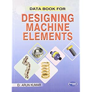Data Book for Designing Machine Elements
