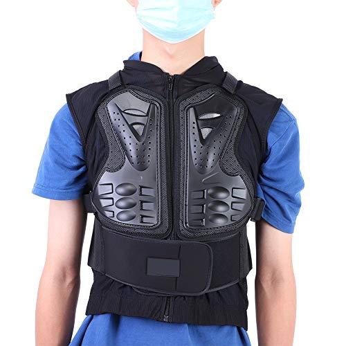 Demeras Mouwloze borstbeschermingsfolie beschermende uitrusting fietsaccessoires voor motorfietsen voor rolschaatsen…