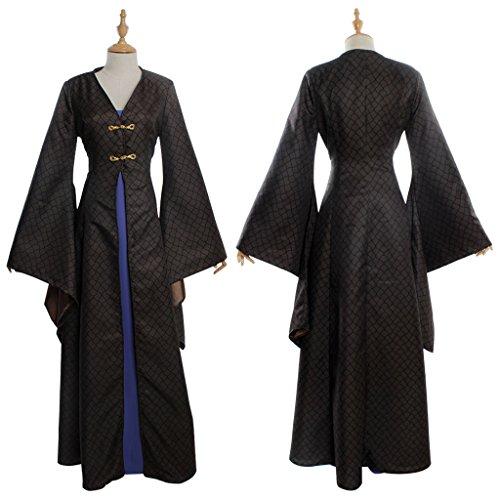 CosplayDiy Women's Dress for Game of Thrones Sansa Stark Cosplay