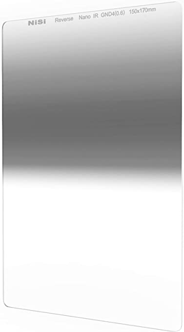 NiSi 100x150mm 2 stop 0.6 soft graduated neutral density filter GND