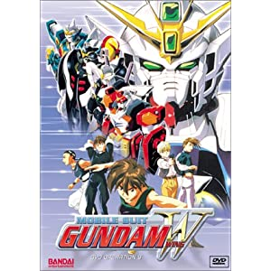 Mobile Suit Gundam Wing - Operation 9 (2000)