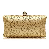 NEW Evening Clutch Bag Women High-Grade Green Satin Clutches Hand Bag Pochette Soiree Mariage
